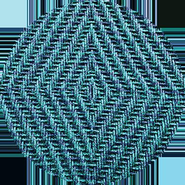 Marine Diamond Woven Rope Color