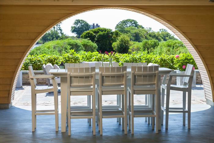 Mad Bar Table 40x85 Seaside Casual Furniture